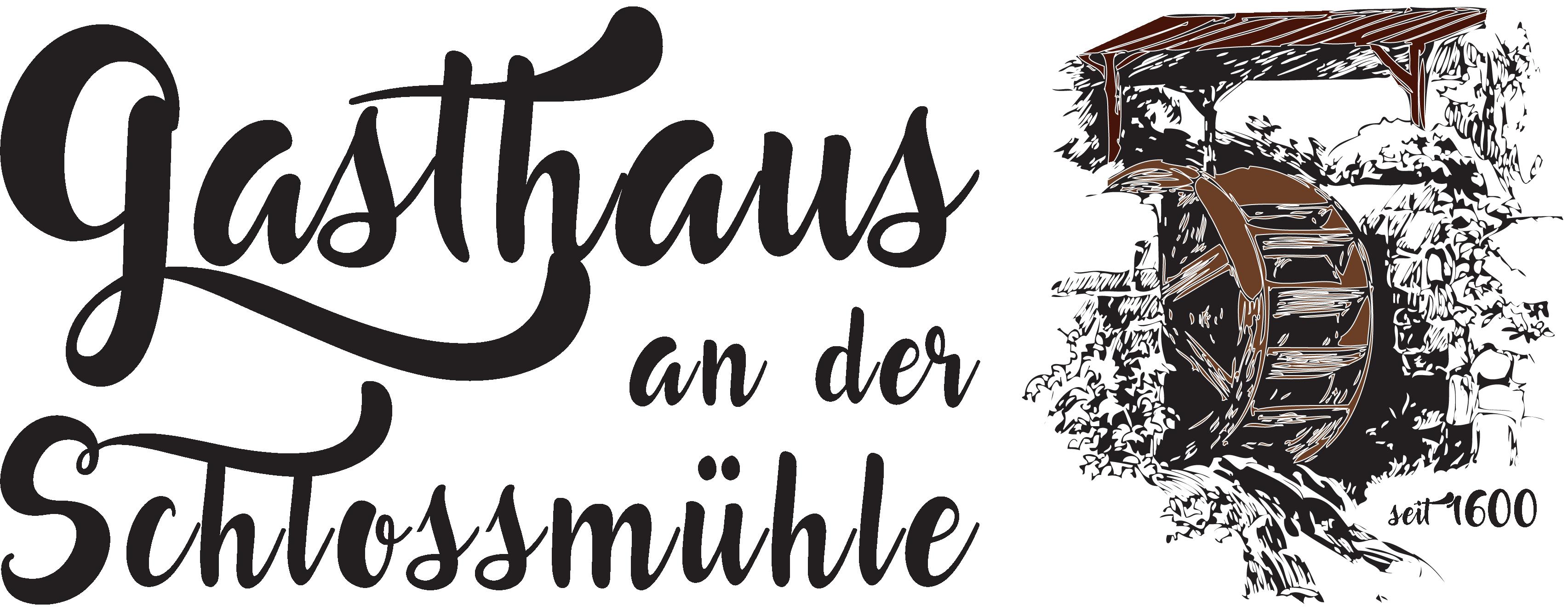 Gasthaus an der Schlossmhle Logo